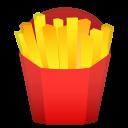 Android Pie; U+1F35F; Emoji