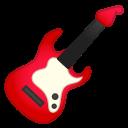 Android Pie; U+1F3B8; Emoji