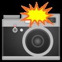 Android Pie; U+1F4F8; Emoji