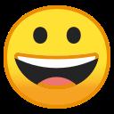 Android Pie; U+1F600; Emoji