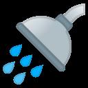 Android Pie; U+1F6BF; Emoji