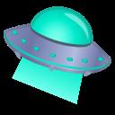 Android Pie; U+1F6F8; UFO Emoji