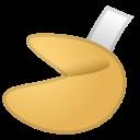 Android Pie; U+1F960; Biscoito Da Sorte Emoji
