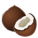 Android Pie; U+1F965; Coco Emoji