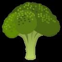 Android Pie; U+1F966; Broccoli Emoji