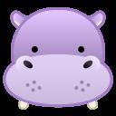 Android Pie; U+1F99B; Emoji