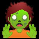 Android Pie; U+1F9DF; Zumbi/Zombie Emoji