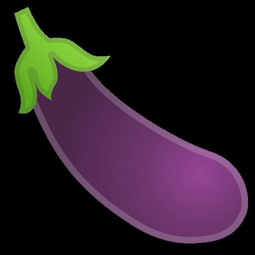Emoji Aubergine