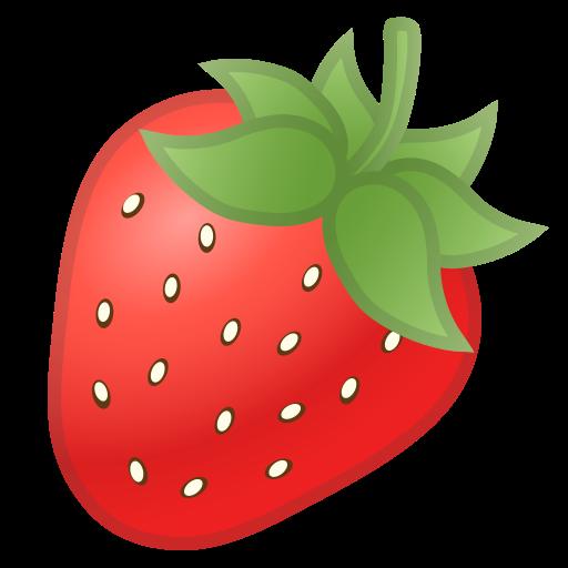 Strawberry Emoji This emoji is currently the 243 ranked emoji on social media platforms. strawberry emoji