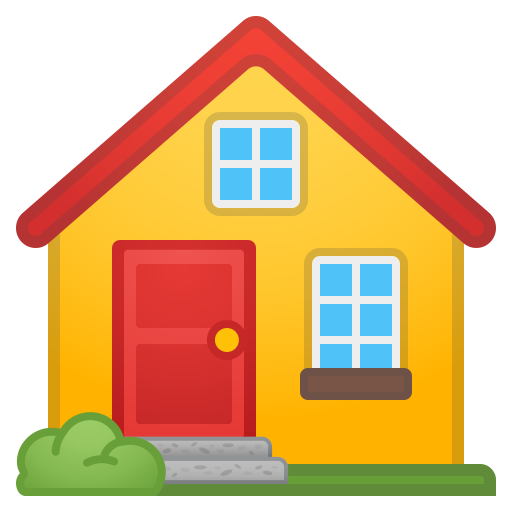 🏠 House Emoji
