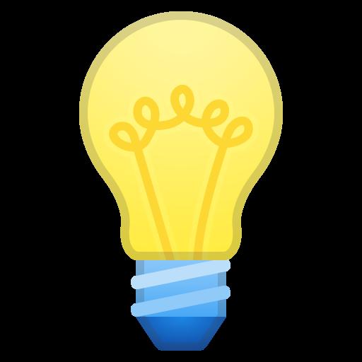 Ampoule Emoji