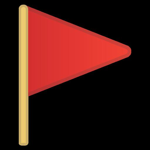 картинка треугольного флажка бужу
