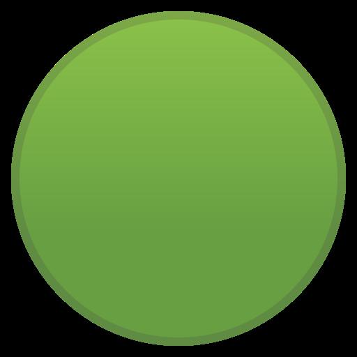 🟢 Green Circle Emoji