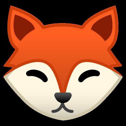 Rosto De Raposa Emoji