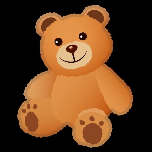 🧸 Ursinho De Pelúcia Emoji