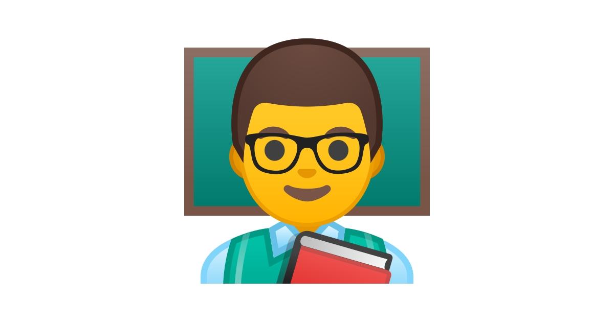 Emoji Lehrer