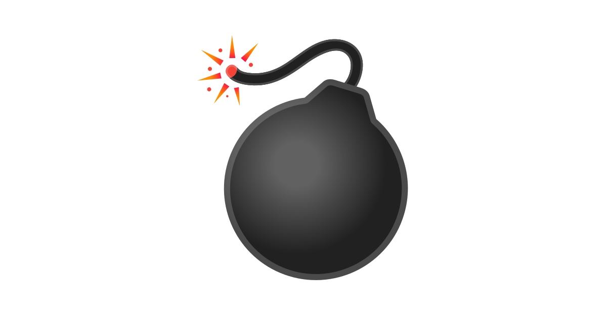 Emoji Bombe