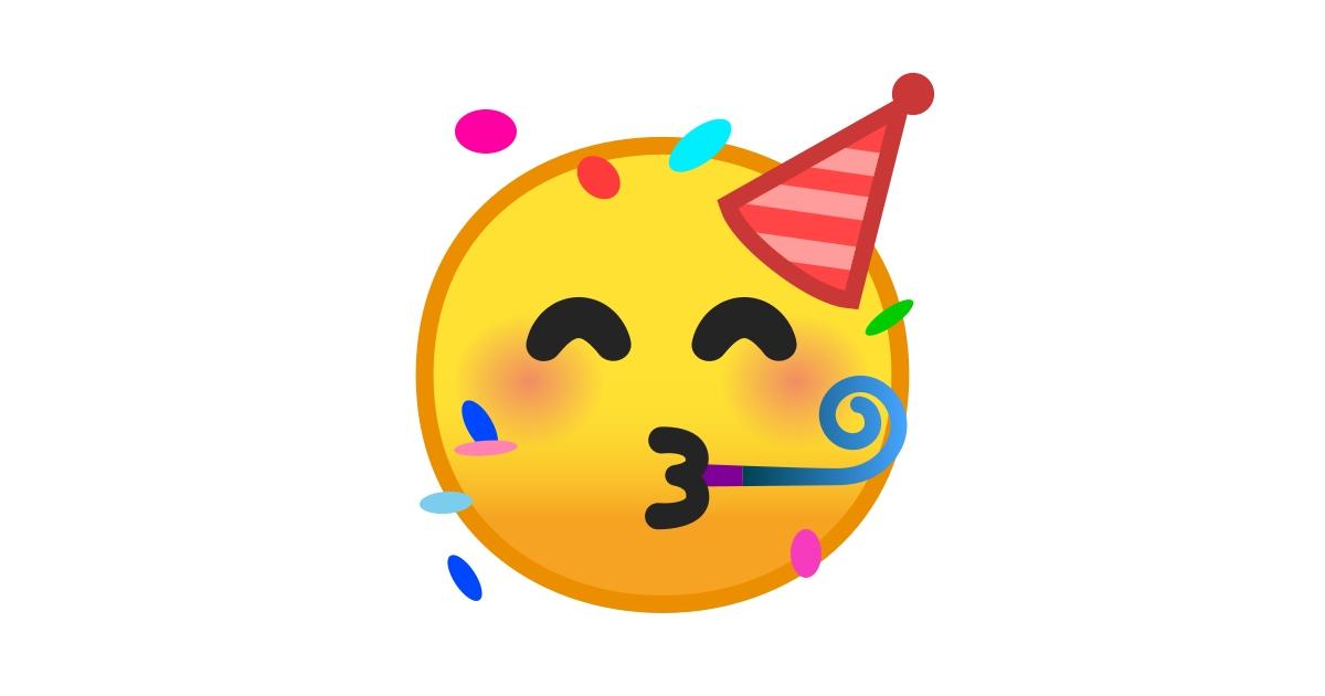 🥳 Cara De Fiesta Emoji