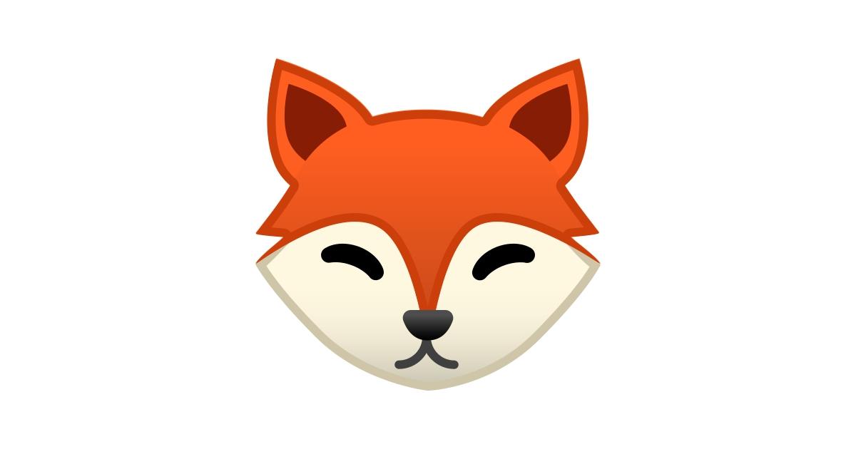 Fuchs Emoji