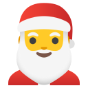 Google (Android 11); Father Christmas