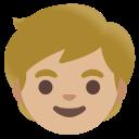 Google (Android 11); Criança: Pele Clara Média