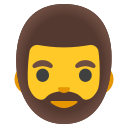 Google (Android 11); Homme À Barbe