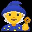 Google (Android 11); Mago/Maga (Persona)