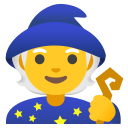 Google (Android 11); Mago (Persona)