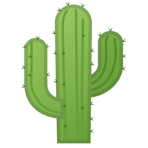 🌵 Cactus Emoji