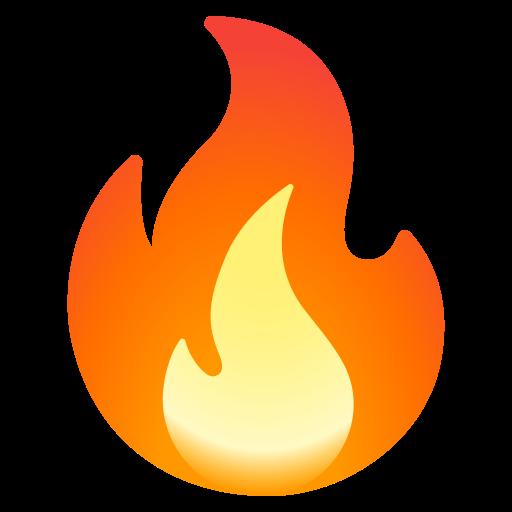 🔥 Fuego Emoji