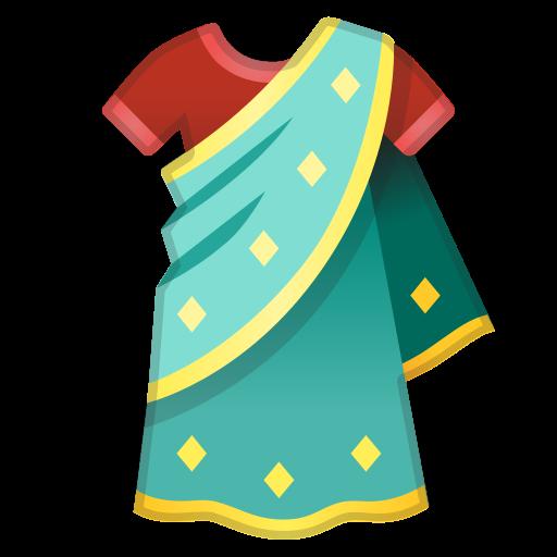 🥻 Sari-Emoji