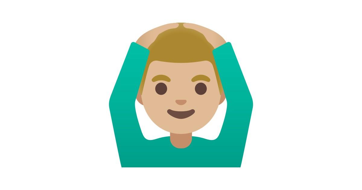 Emoji Mit Händen