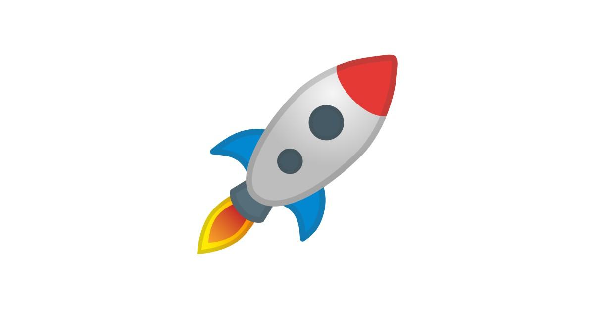 🚀 Cohete Emoji