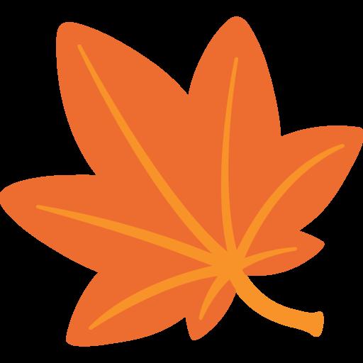 """Résultat de recherche d'images pour """"emoji feuille automne"""""""
