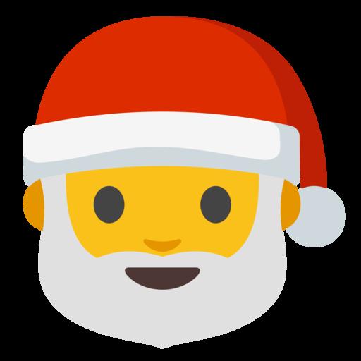 Pere Noel Emoji
