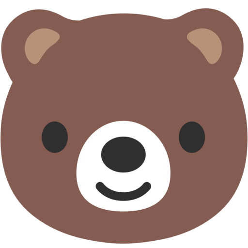 🐻 Bear Emoji