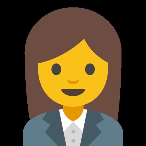 👩💼 Woman Office Worker Emoji