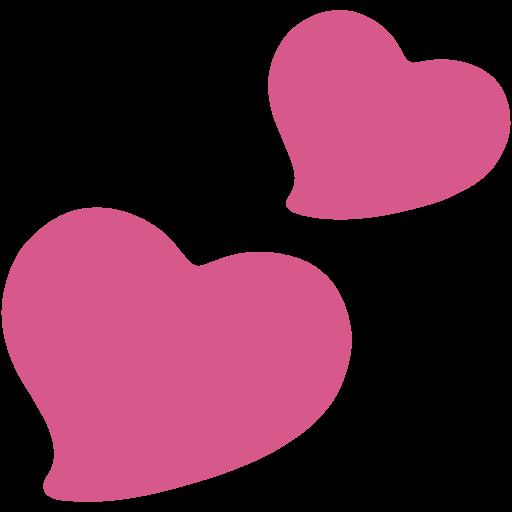 Dos Corazones Emoji