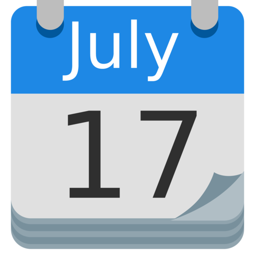 Emoji Del Calendario.Calendario Recortable Emoji