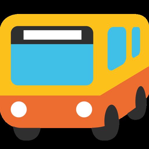 """Résultat de recherche d'images pour """"emoji bus"""""""
