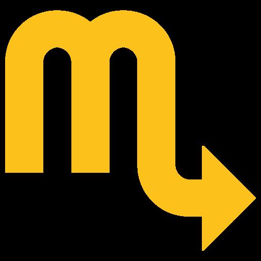 Signo De Escorpiao Emoji