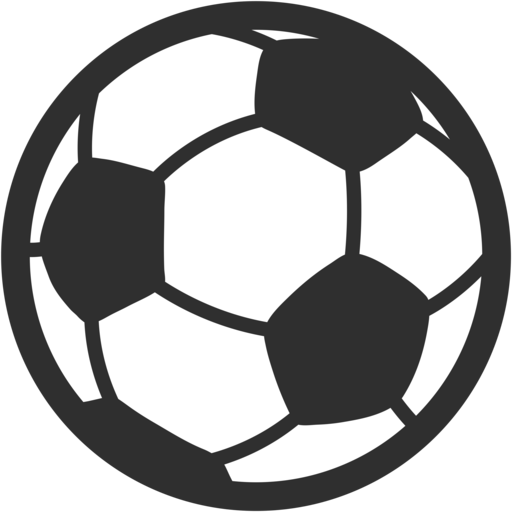 Transparent Soccer Ball Clipart Free PNG Image|Illustoon | 512x512