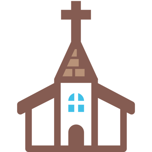 Meaning Church emoji