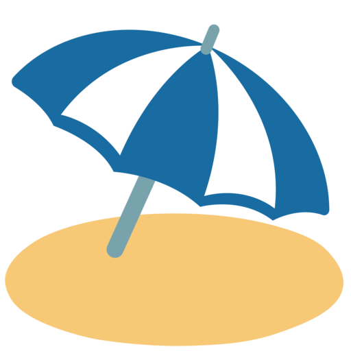 ⛱️ Ombrellone Emoji