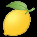 Android Oreo; U+1F34B; Emoji