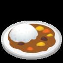 Android Oreo; U+1F35B; Emoji