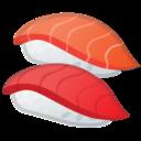 Android Oreo; U+1F363; Emoji