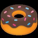 Android Oreo; U+1F369; Emoji