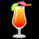 Android Oreo; U+1F379; Emoji