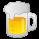 Android Oreo; U+1F37A; Emoji